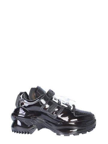 Maison Margiela Strap Lace-Up Sneakers