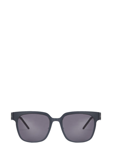 Saint Laurent Eyewear Curved Squared Sunglasses