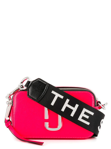 Marc Jacobs Fluorescent Logo Strap Camera Bag