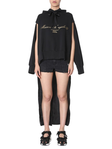 Mm6 Maison Margiela Detailed Sweater Dress