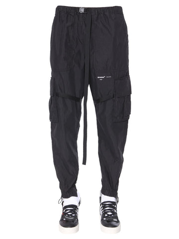 Off-White Belted Cargo Pants