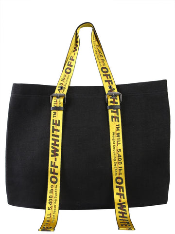 Off-White Industrial Handle Tote Bag