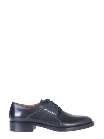 Givenchy Cruz Derby Lace-Up Shoes