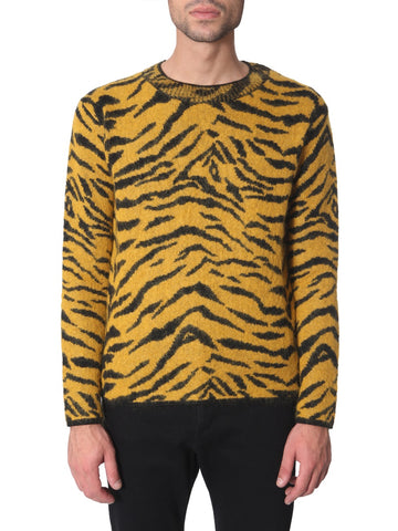 Saint Laurent Animalier Jumper