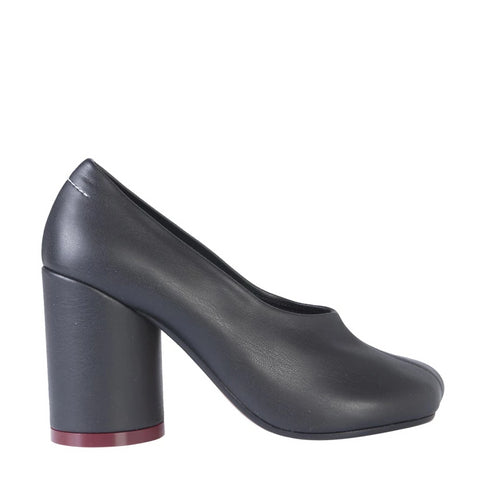 Mm6 Maison Margiela Round Toe Pumps