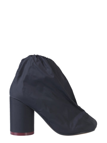 Mm6 Maison Margiela Draped Ankle Boots