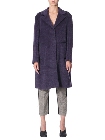 Mm6 Maison Margiela Single Breasted Coat