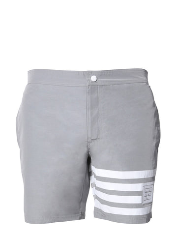 Thom Browne 4 Stripe Swim Shorts