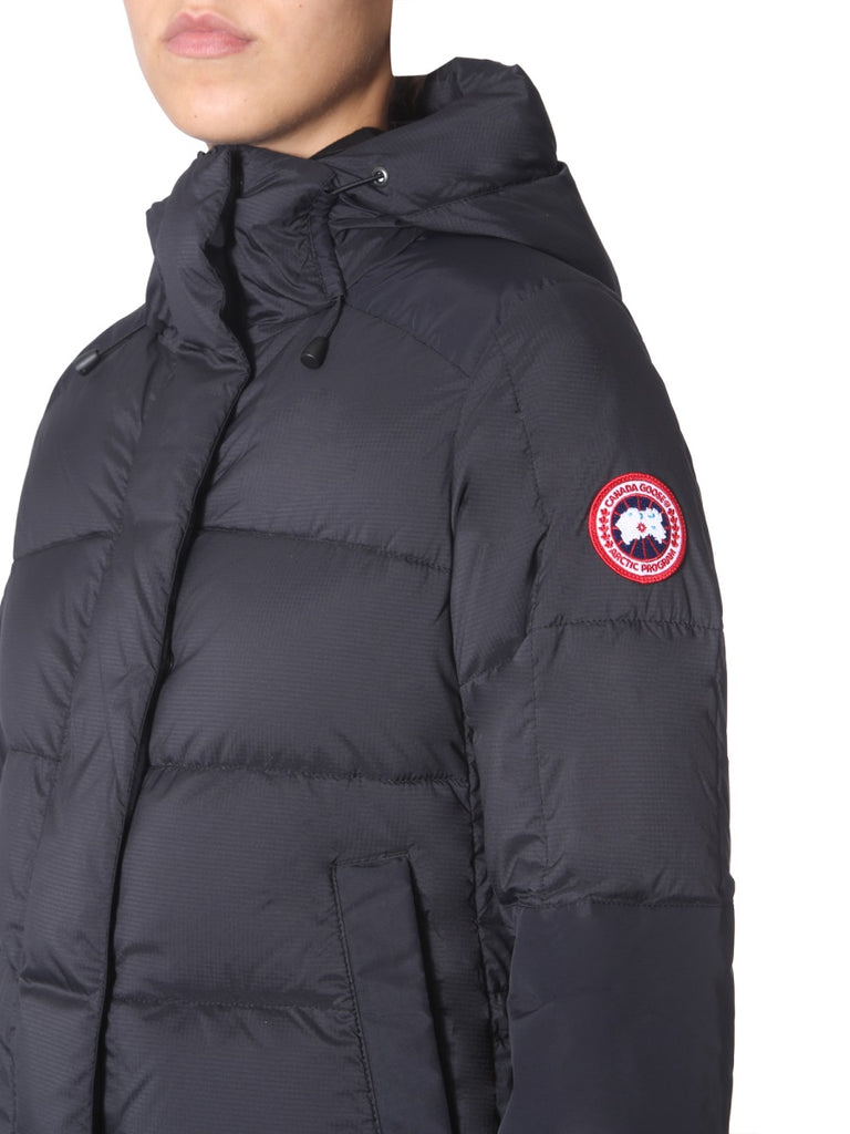 purchase cheap 5dc09 cd1bb Canada Goose Alliston Hooded Jacket