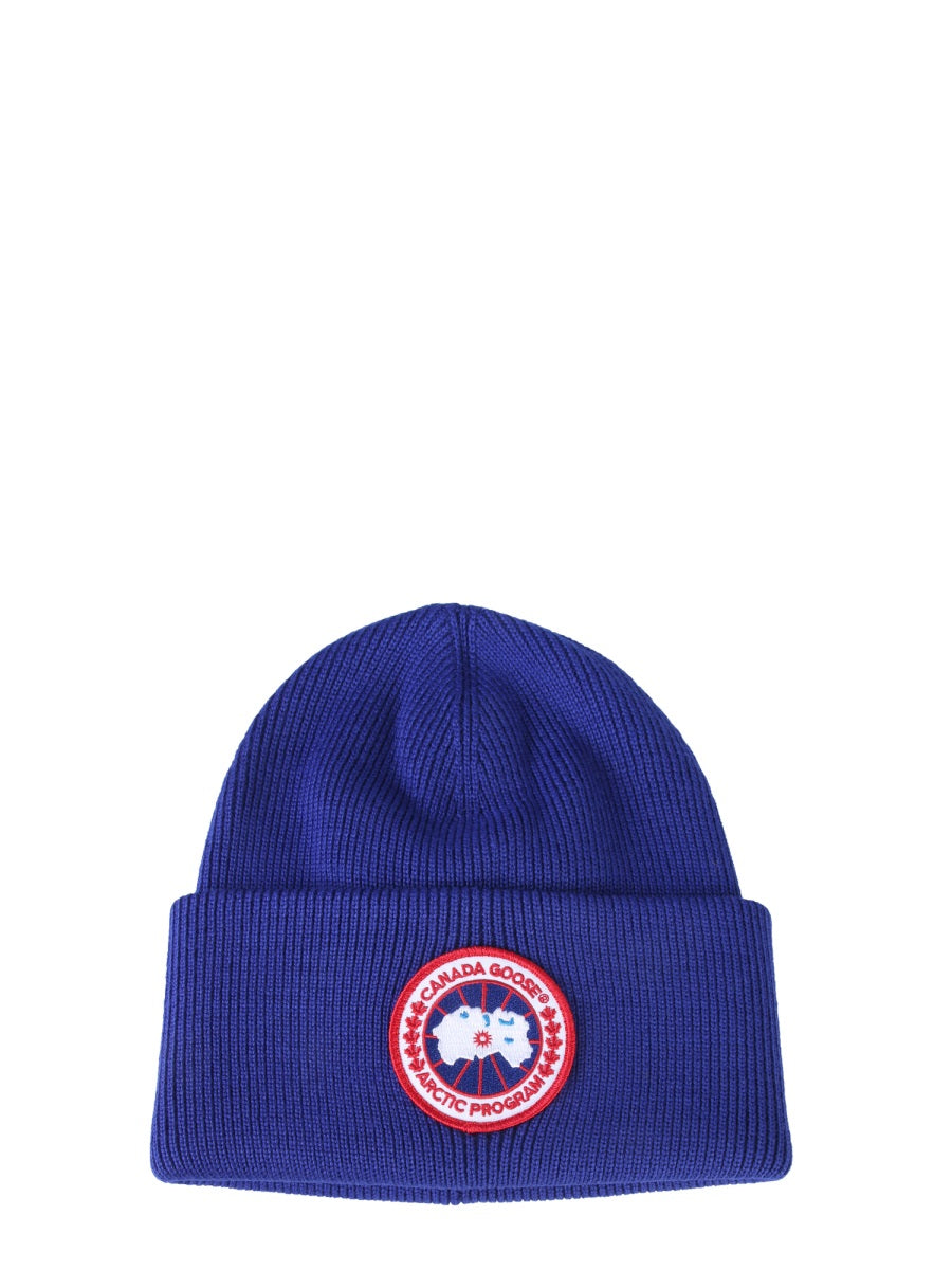 Canada Goose Accessories CANADA GOOSE KNITTED BEANIE