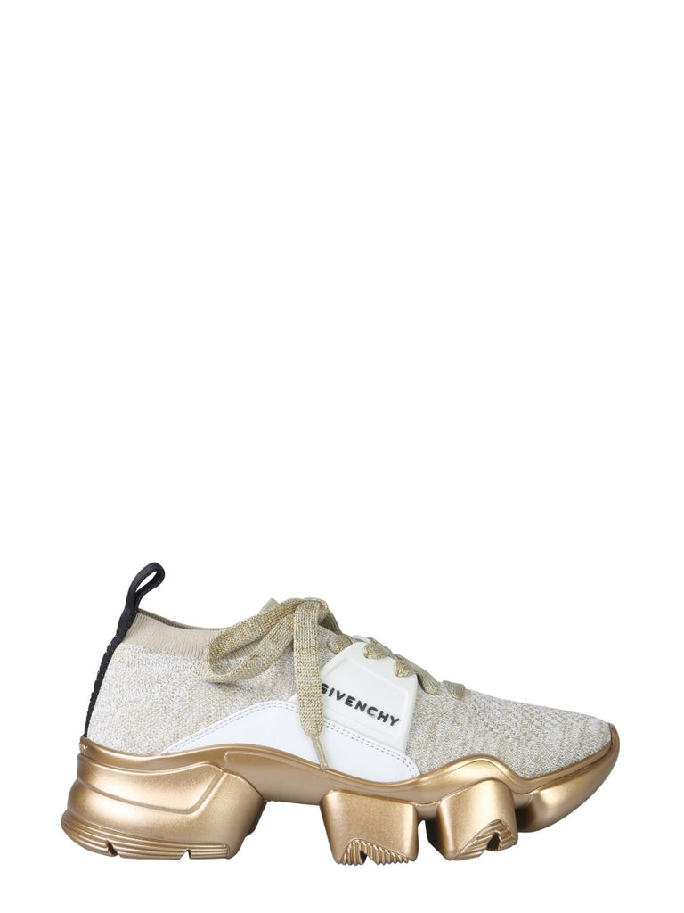 Givenchy Metallic Sole Sneakers