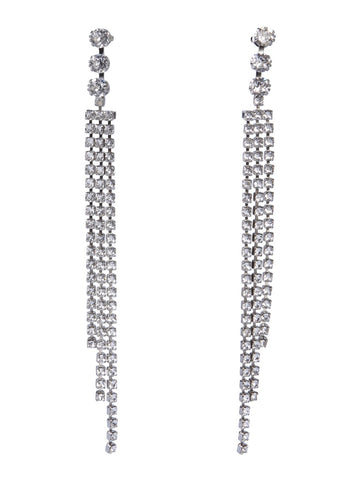 Isabel Marant Crystal Drop Earrings