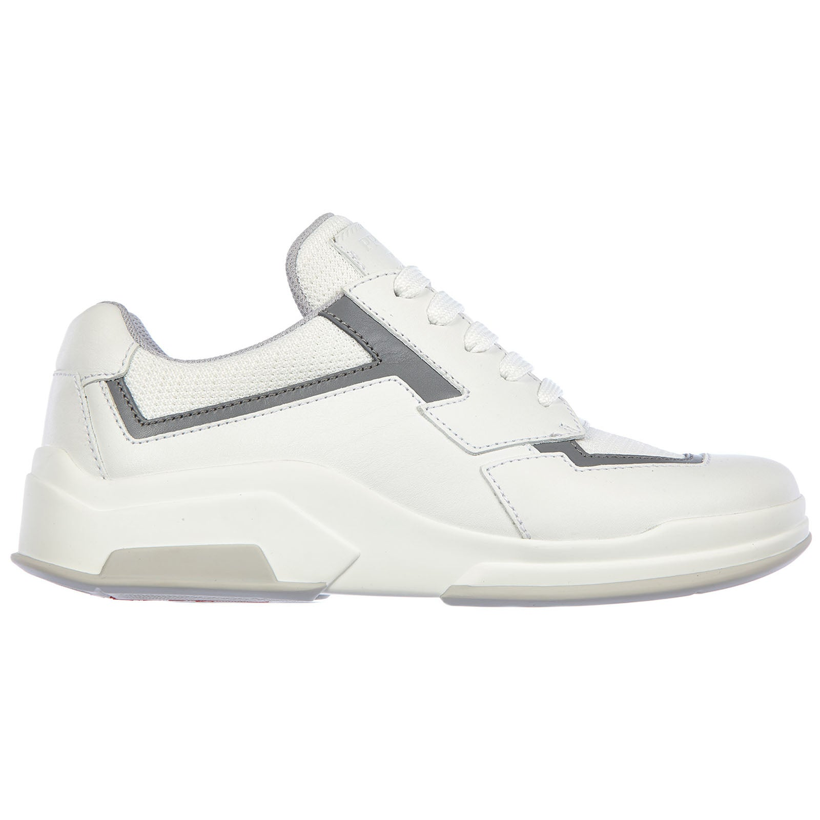 Prada Plume Bike Sneakers