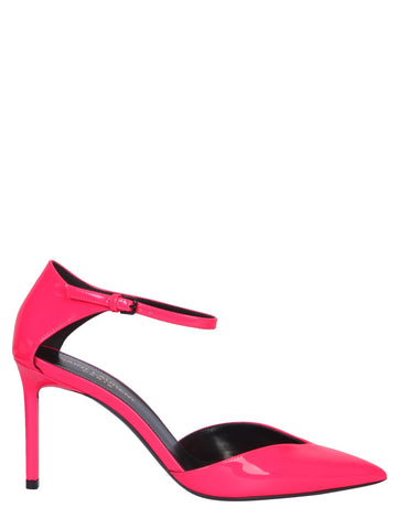 Saint Laurent Anja D'Orsay Pumps