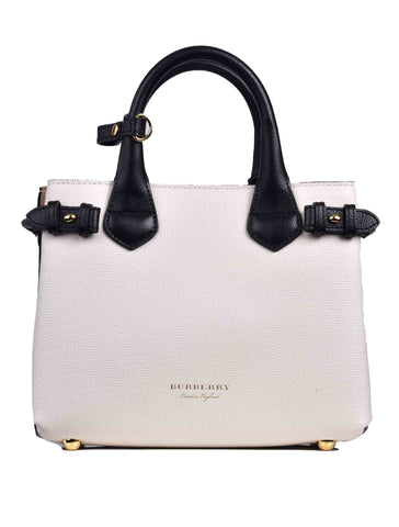 Burberry Small Banner Tote Bag