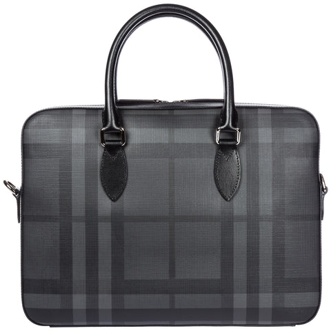 Burberry London Check Briefcase