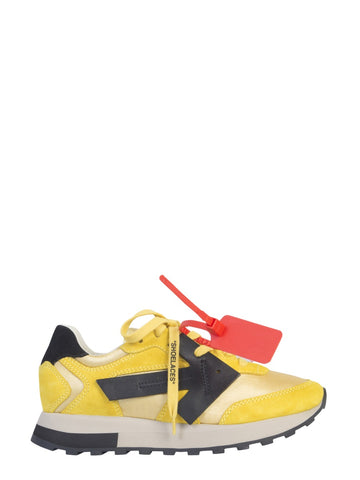 Off-White Arrow Tag Low-Top Sneakers