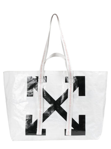 Off-White Arrow Logo Tote Bag