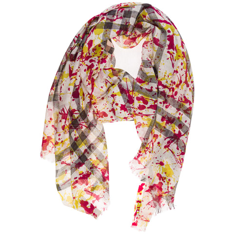 Burberry Lightweight Printed Scarf