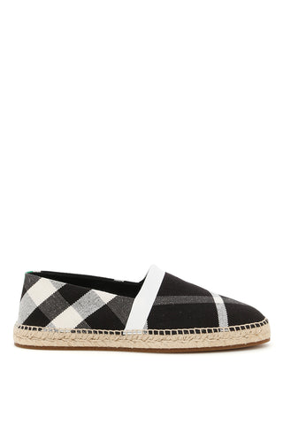 Burberry Check Espadrilles