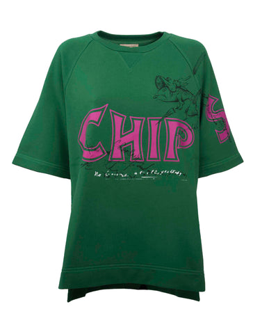 Burberry Fish & Chips T-Shirt