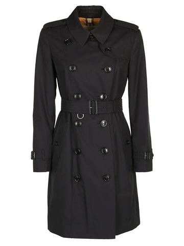 Burberry The Chelsea Midi Trench Coat