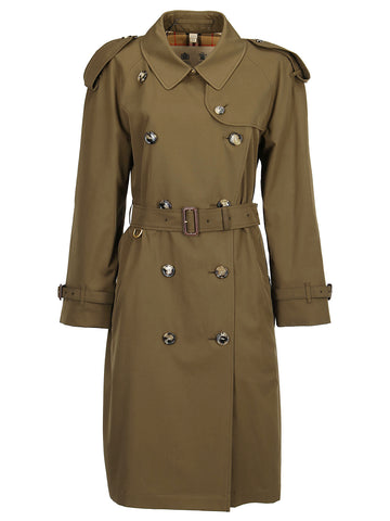 Burberry Westminster Heritage Double Breasted Trench Coat