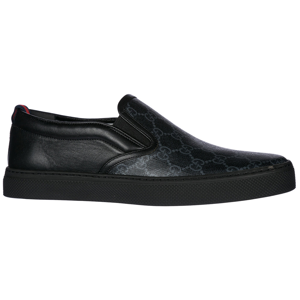 d02e1c278 Gucci Slip-On Patterned Loafers – Cettire