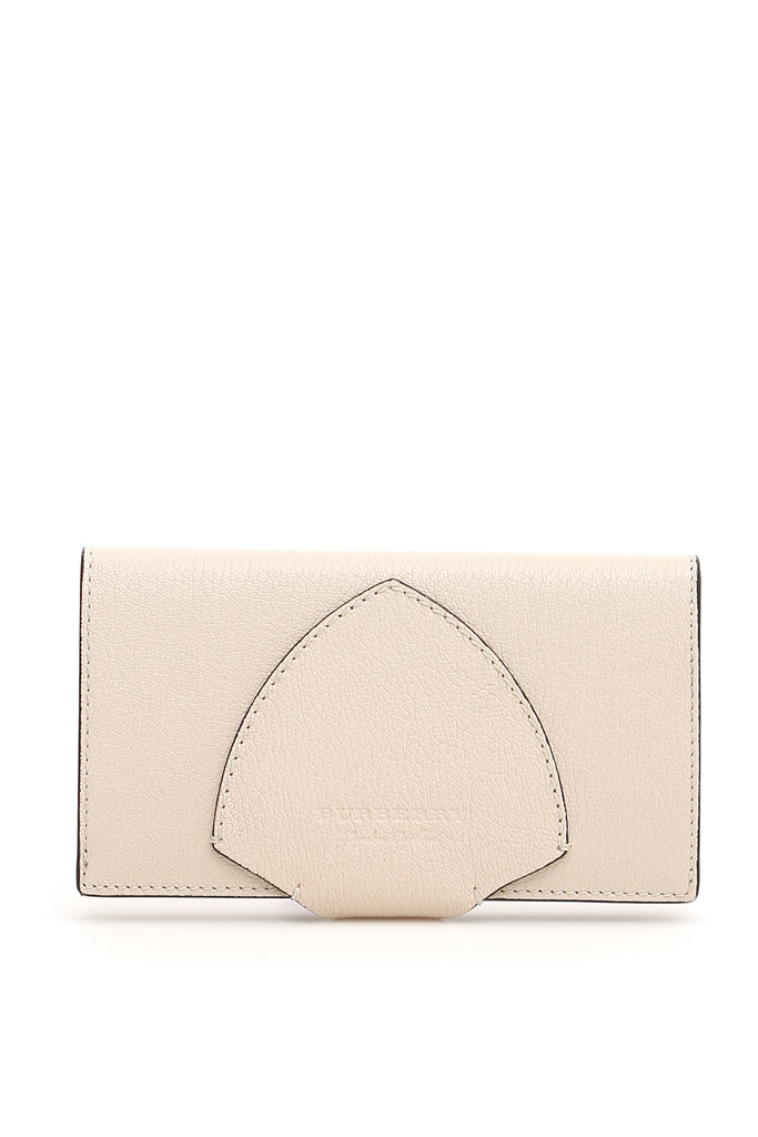 732b56d3eacb Burberry Equestrian Shield Continental Wallet – Cettire