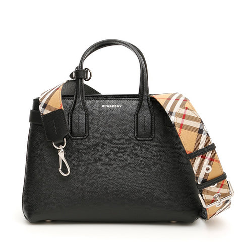 Burberry The Small Banner Tote Bag