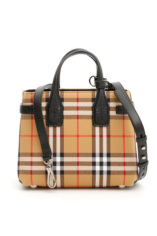 Burberry Baby Banner Tote Bag