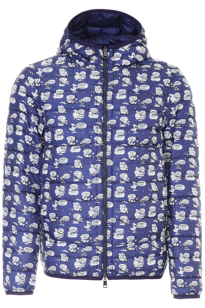 moncler jacket cartoon