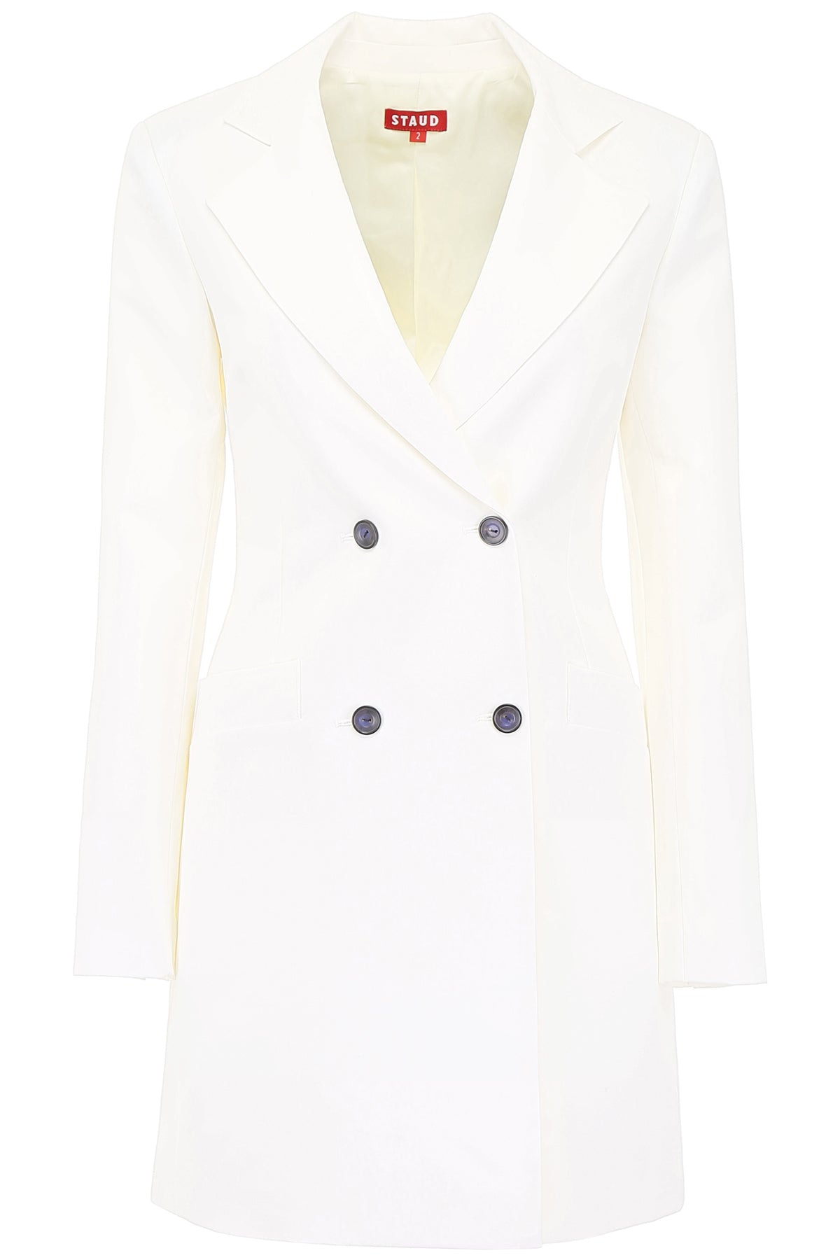 Staud Blazers STAUD ROXY BLAZER MINI DRESS