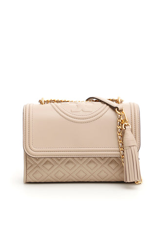 Tory Burch Fleming Logo Shoulder Bag