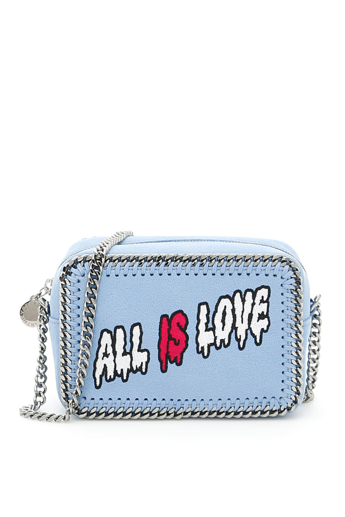 0683c4be2279 Stella McCartney All Is Love Surf Crossbody Bag – Cettire