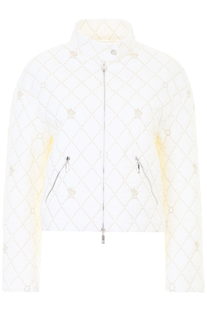 9d43f47750c3 Moncler Gamme Rouge Quilted Cabriole Jacket – Cettire