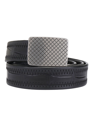 Bottega Veneta Buckled Crocodile Insert Belt