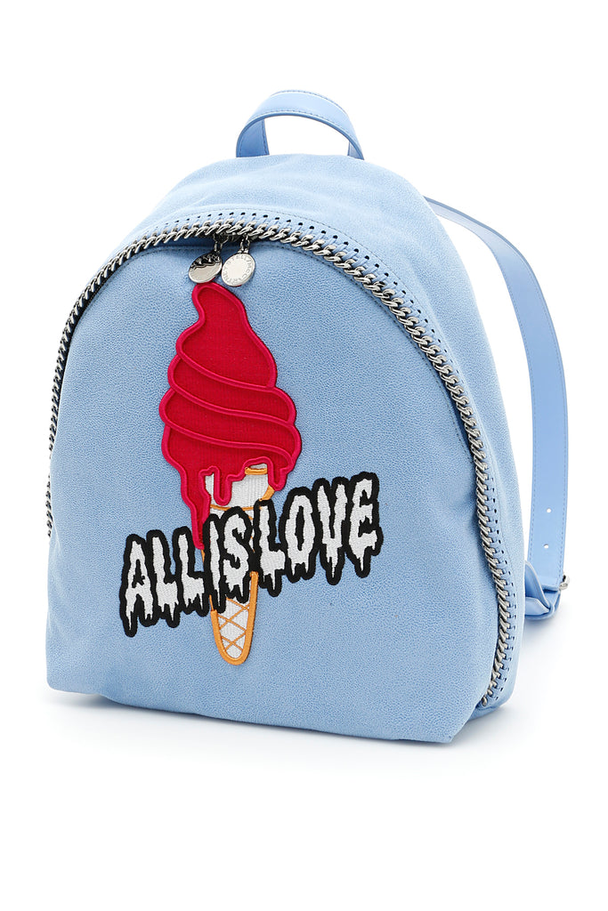 cff457b8411d Stella McCartney All Is Love Backpack – Cettire