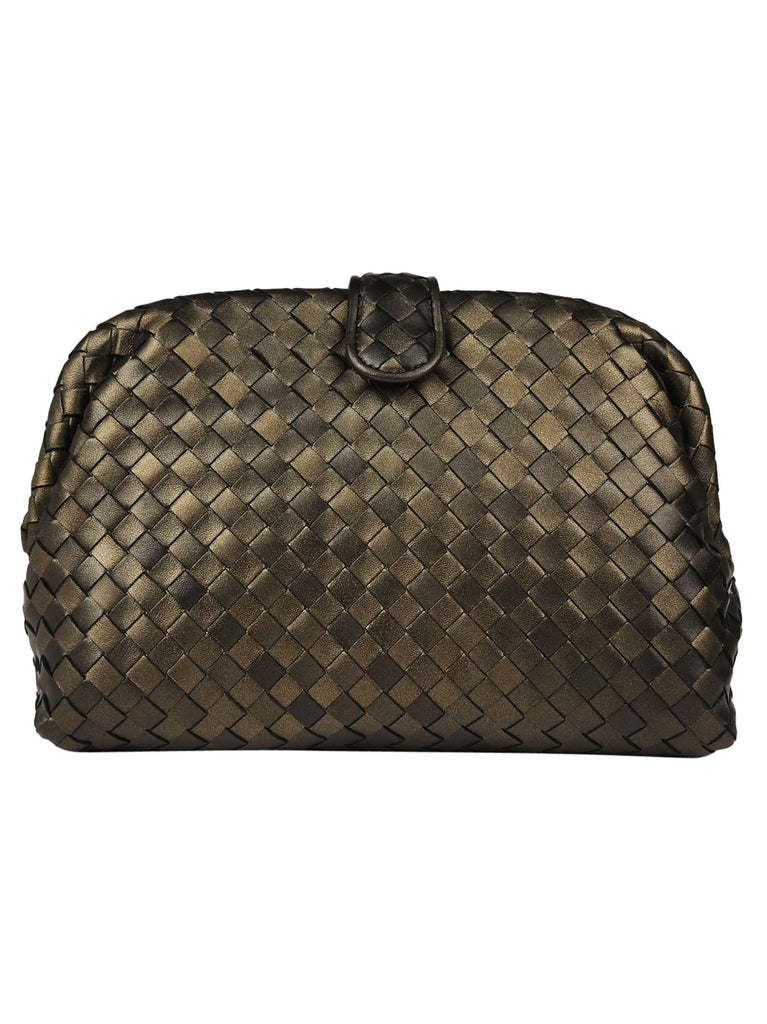 6c918d6a13 Bottega Veneta The Lauren 1980 Clutch – Cettire