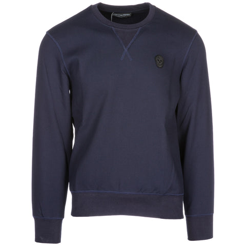 Alexander McQueen Skull Patch Sweater