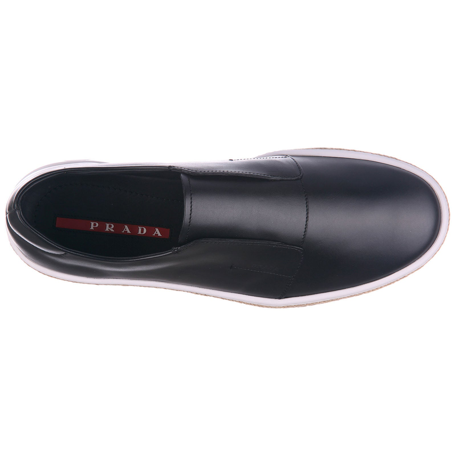 Prada Slip-On Sneakers