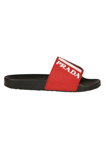 Prada Poolside Slides