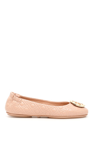 066e4d24460f Tory Burch Quilted Minnie Ballerinas
