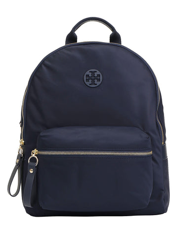Tory Burch Tilda Logo Zipped Backpack