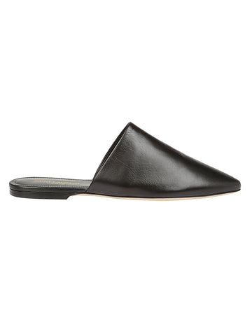 Saint Laurent Pointed Mules
