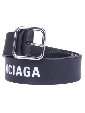 Balenciaga Everyday Logo Belt