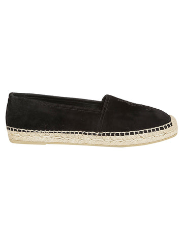 Saint Laurent Embroidered Espadrilles