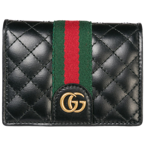 Gucci Double G Fold-Over Wallet