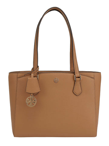 Tory Burch Robinson Logo Tote Bag