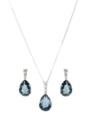 Swarovski Vintage Collection Earrings And Necklace Set